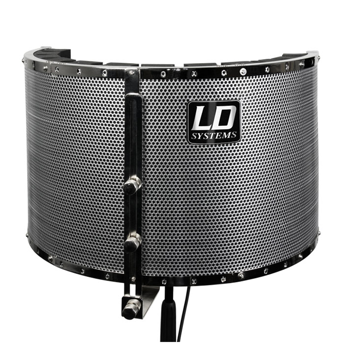 Аксесуары для микрофонов LD Systems LD Systems RF1 - Reflection filter for mounting behind the microphone