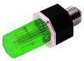 Стробоскопы Eurolite EUROLITE strobe with E-27 base, green