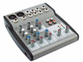 Микшерные пульты Omnitronic HRS-602 Home recording mixer
