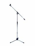 Стойка Steinigke Microphone tripod with boom, PRO, chrome