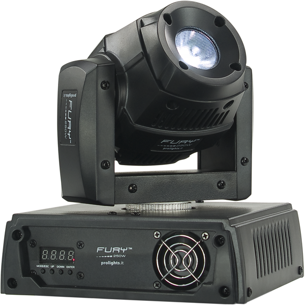 Moving Head Wash LED Pro-lights FY250W